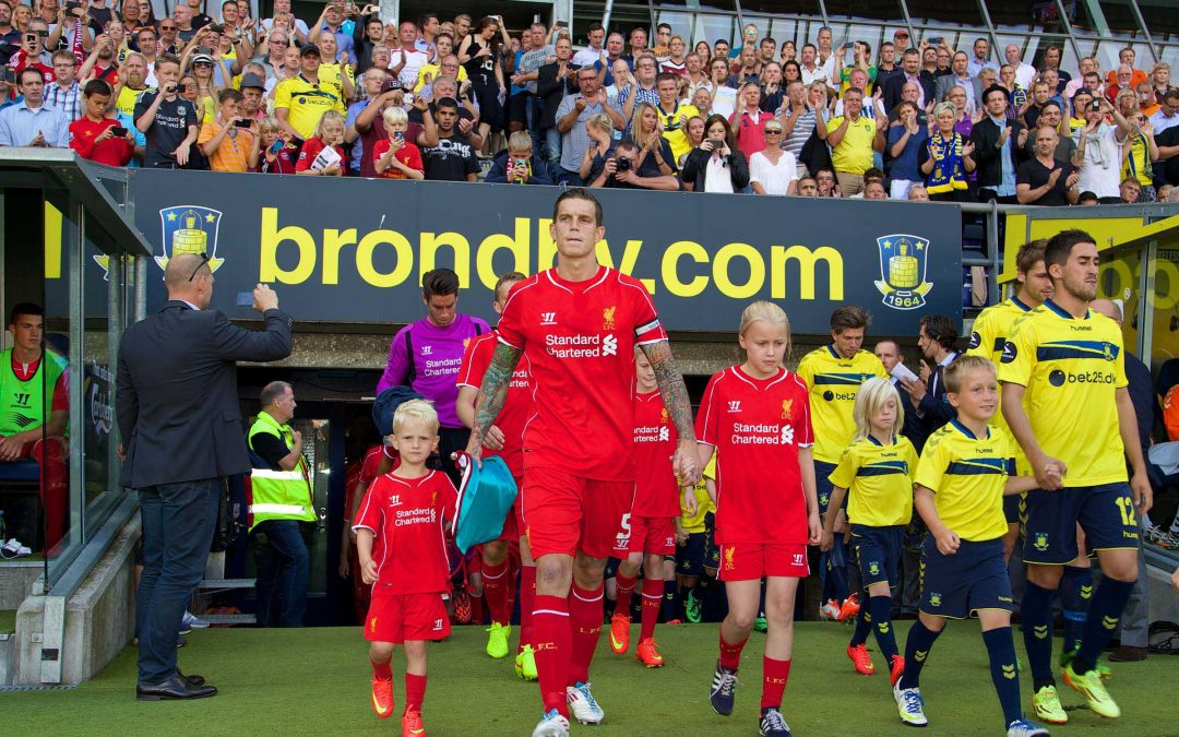 Liverpool FC & Brøndby IF friendly match