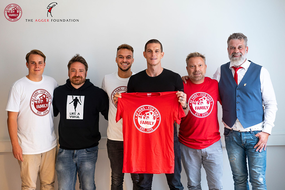 LFC Family Denmark in new collaboration with The Agger Foundation